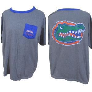 Rivarly Threads 91 Florida Gators Pocket Tee